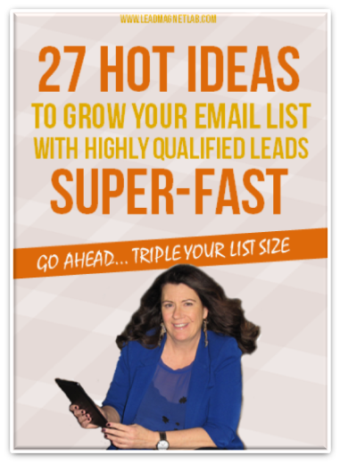 27 Hot LeadPages